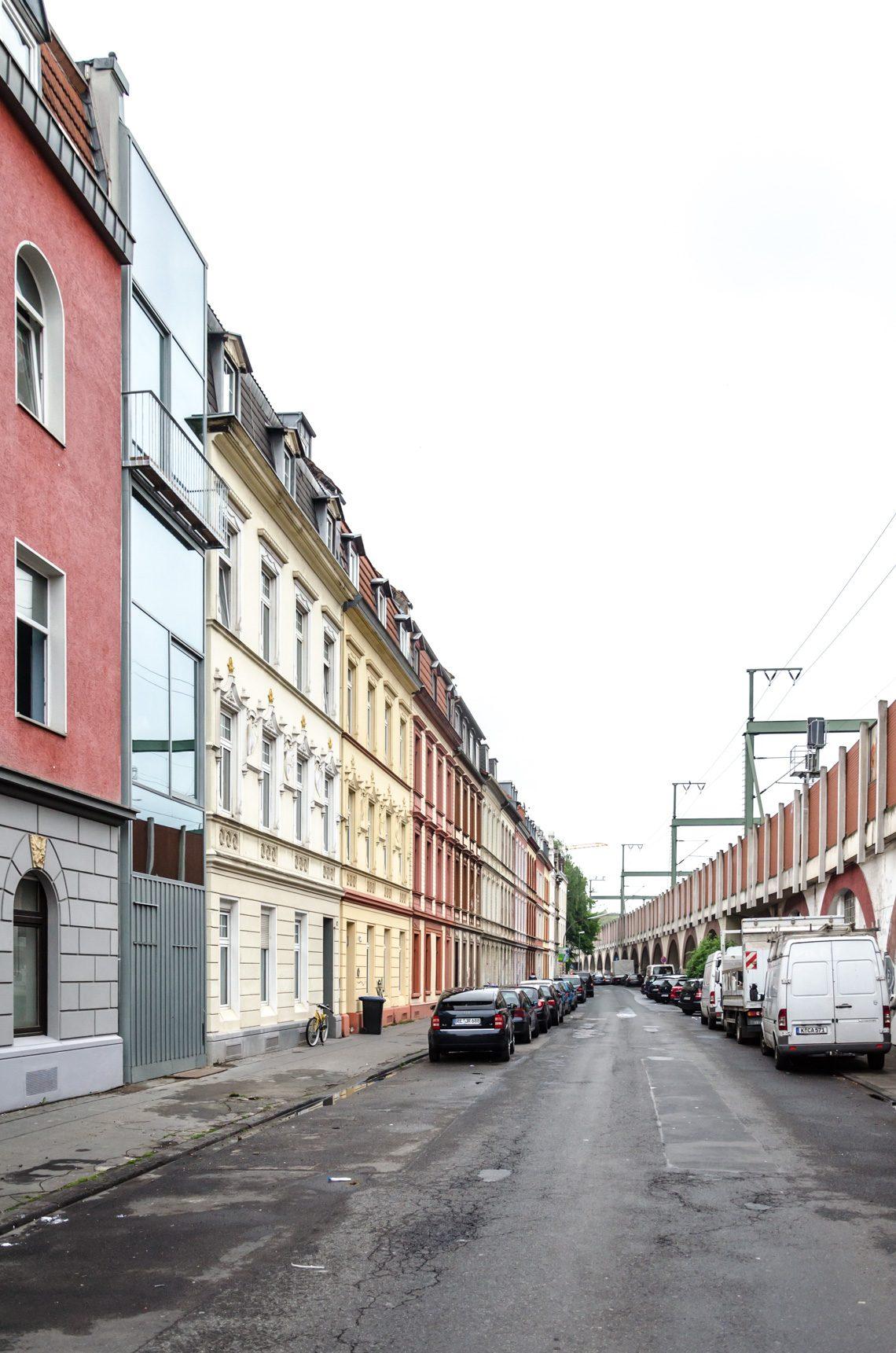 Baulücke Köln