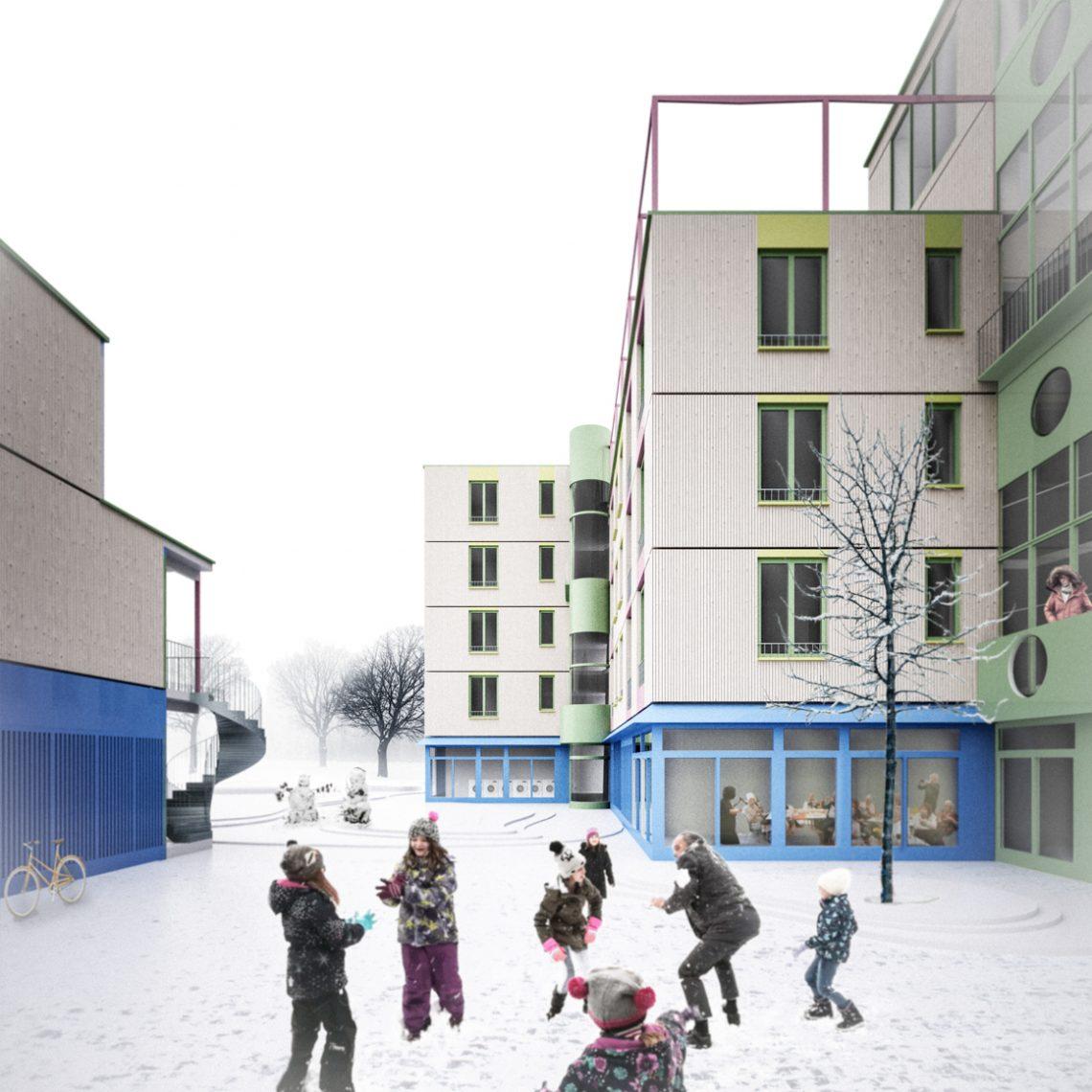 Freihampton München
