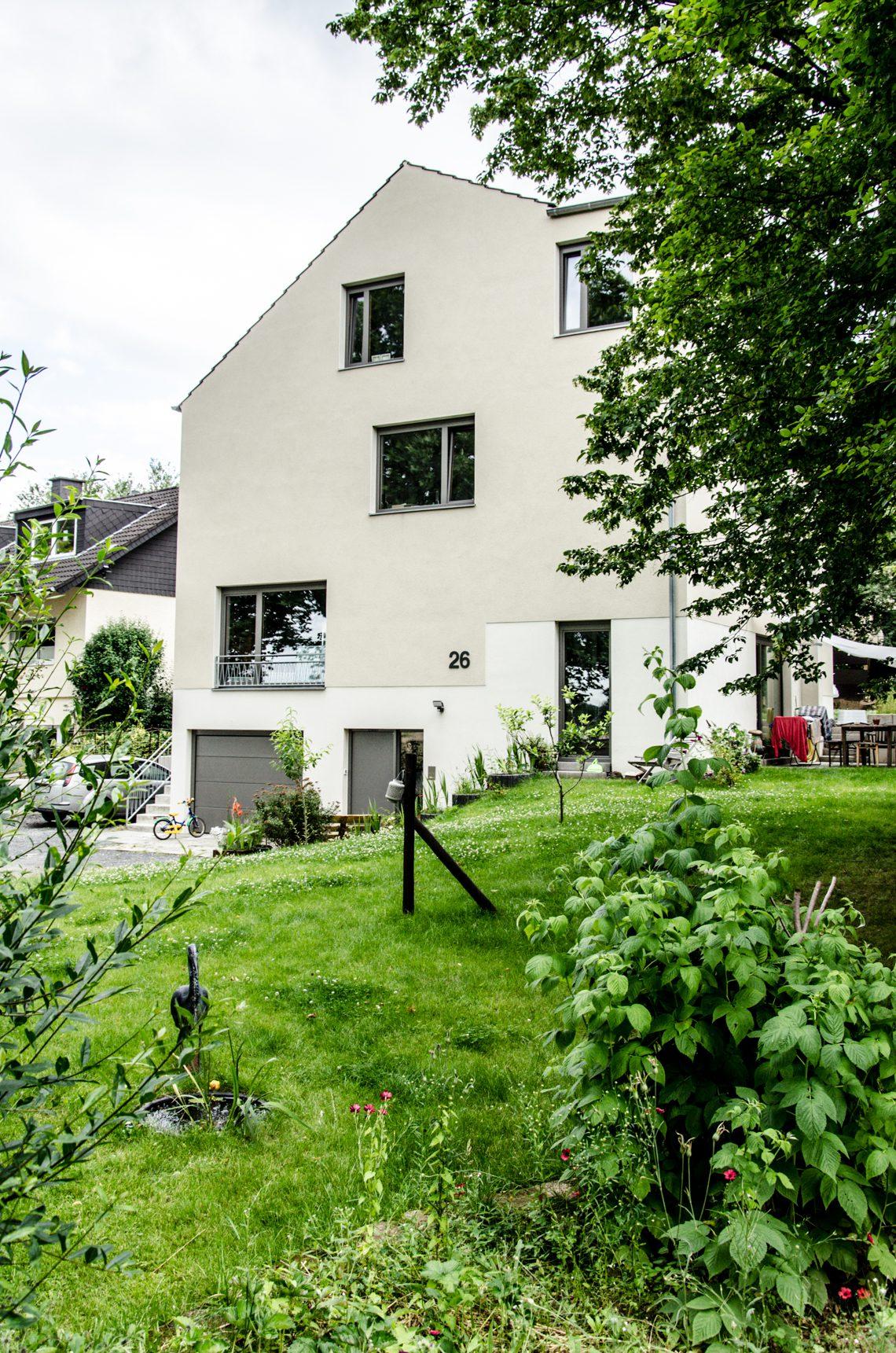 Doppelhaus Bonn